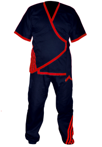 Official masters' uniform in Master levels